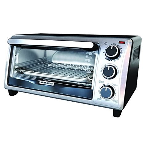 Silver Toaster Oven Black Decker To1303sb 4 Slice Toaster Oven Silver