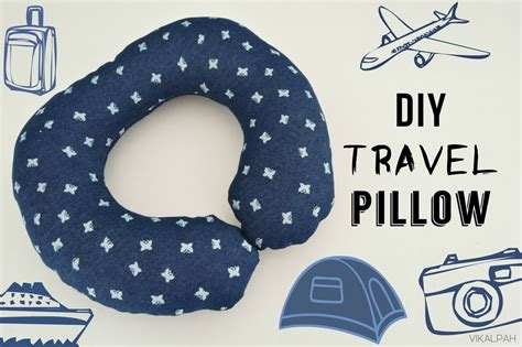 Diy Travel Pillow 20 easy sewing projects for beginners kisses for breakfast