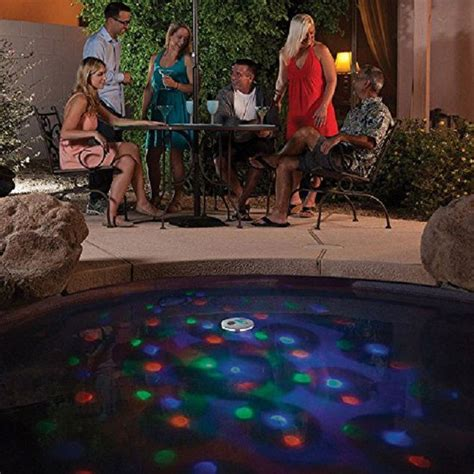 pool party lights fountains  inflatables