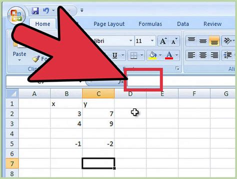 slope excel how to calculate slope in excel 9 steps with pictures