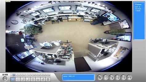 Cctv Fisheye gv fe4301 4mp h 264 wdr fisheye ip worldeyecam