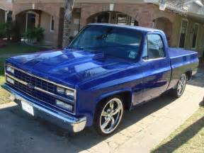 1987 chevy truck blue styles chevy blue
