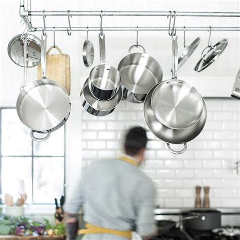 William Sonoma Gift Card Balance - williams sonoma open kitchen stainless steel 10 piece cookware set williams sonoma