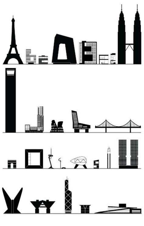 architecture typography and search on