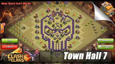 home design base review th7 quot skull base design quot speed build youtube