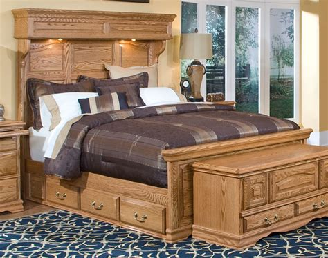 American Made Bedroom Sets | bedroom furniture newport breeze 174 bed american made