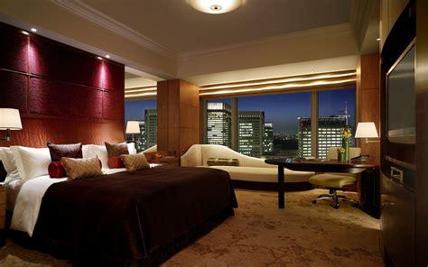 City Lights Wallpaper For Bedroom спальная комната в квартире обои для рабочего стола картинки фото