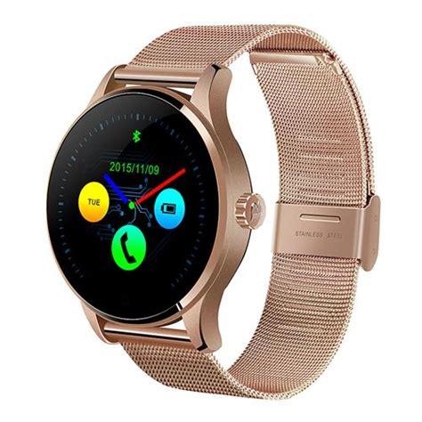 Jam Tangan Sony Smartwatch 1 k88h smart bluetooth rate monitor mtk2502 smartwatch