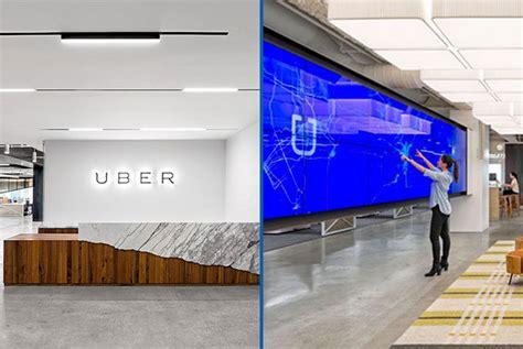 uber siege social voici les bureaux d uber 224 san francisco chic et design
