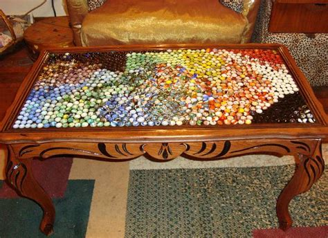 here redo coffee table ideas software woodworking hometalk upcycling antique coffee table with marbles