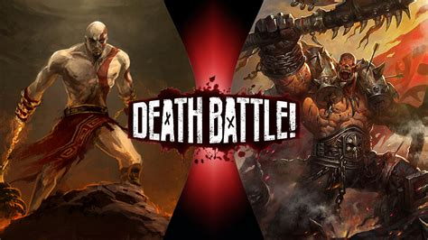 movie thor vs kratos image 53 kratos vs garrosh png death battle fanon