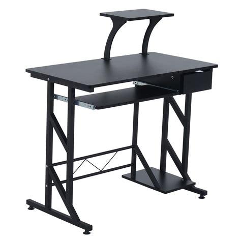 ripiano scrivania scrivania per computer arnold in legno ripiano estraibile