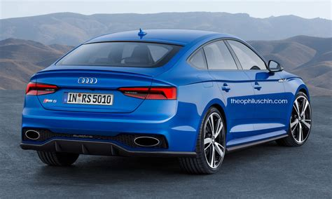 is this the next generation audi rs5 sportback forcegt