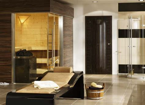 sauna bathroom design european bathroom idea sauna plus tanning and