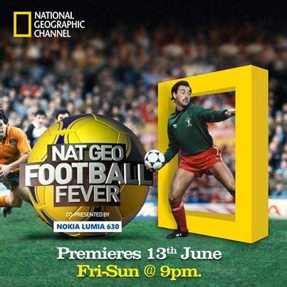 nat geo kicks off the football fever! | indian television