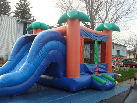 bounce house rentals in ct tropical waterslide bounce house rentals in ct