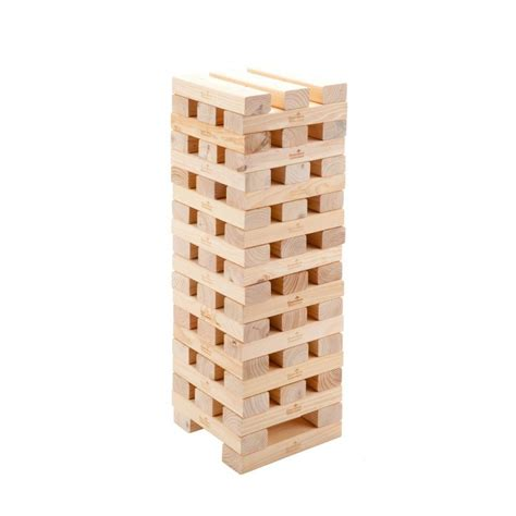 Or Jenga Mega Tumble Tower Blocks Liek Jenga To Hire From Yardparty