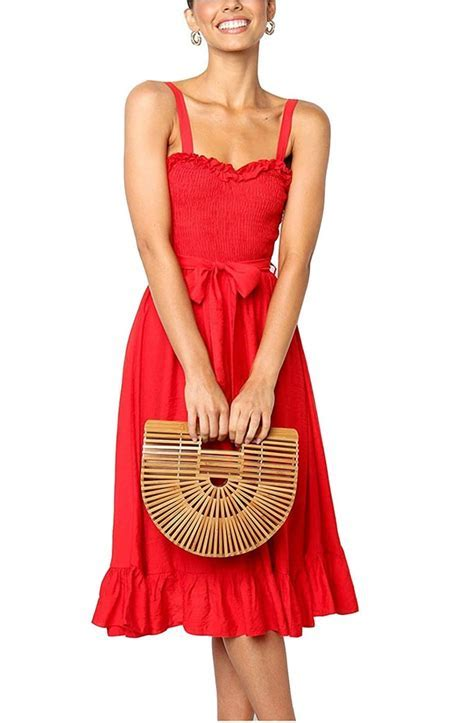 Summer Boho Beach Dress   Best Summer Dresses on Amazon