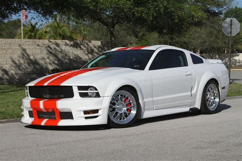 2006 Ford Mustang Gt For Sale by 2006 Ford Mustang Gt R For Sale 72993 Mcg