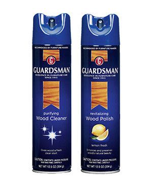 Guardsman Upholstery Cleaner by For Cleaning Wood The Best Spray Cleaner For Every Surface Real Simple