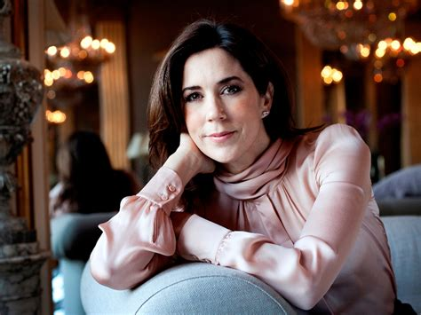 princess mary of denmark new bangs crown princess mary of denmark photo 1 pictures cbs news