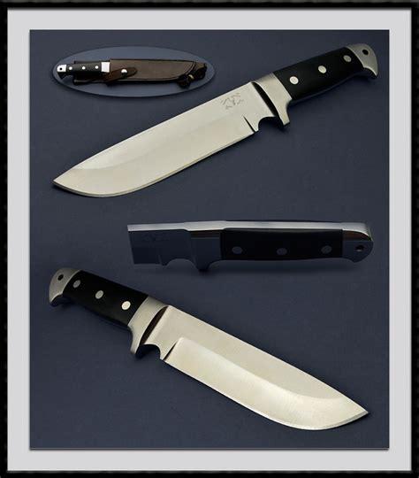 american knife makers rca custom made knife by edmund davidson