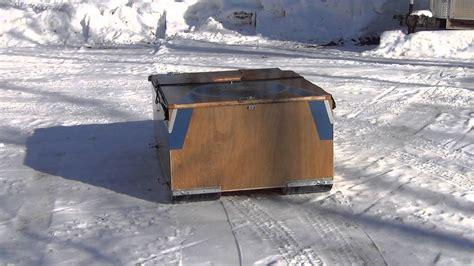 portable ice house diy portable ice house house best art