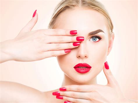 Hair Manicure watchfit how to strengthen your hair and nails part 2