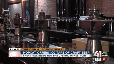 top cat bar westport s newest bar hopcat opens saturday with 100