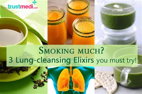 Smoke Detox Cleanse by Much 3 Lung Cleansing Elixirs You Must Try