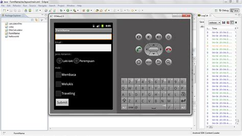 membuat html biodata sederhana membuat form biodata sederhana pada androidjust share all