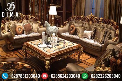 Kursi Tamu Model Eropa kursi sofa tamu murah mewah klasik gaya eropa model