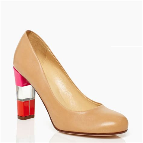 lucite high heels 10 office worthy lucite heels 2013 flare