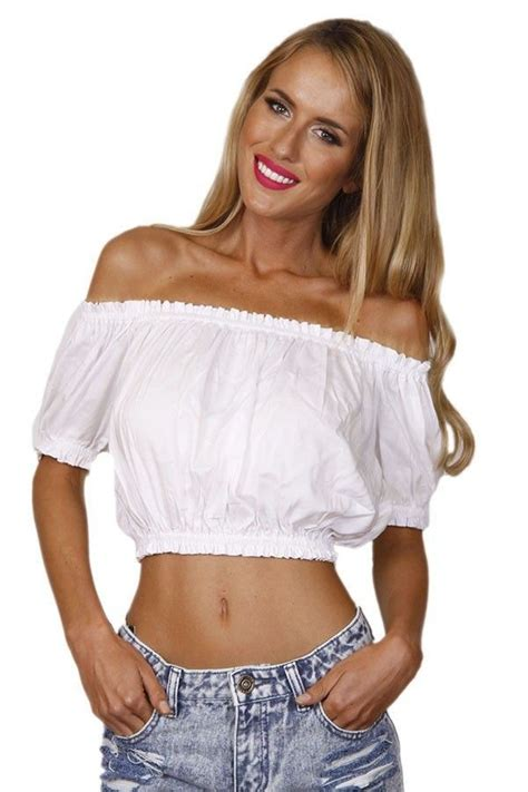 the best of the gipsy top top the shoulder top one size top