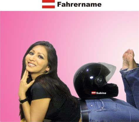 Aufkleber Vom Helm Entfernen by Helm Aufkleber Mit Flagge 214 Sterreich Und Mit Ihrem Namen