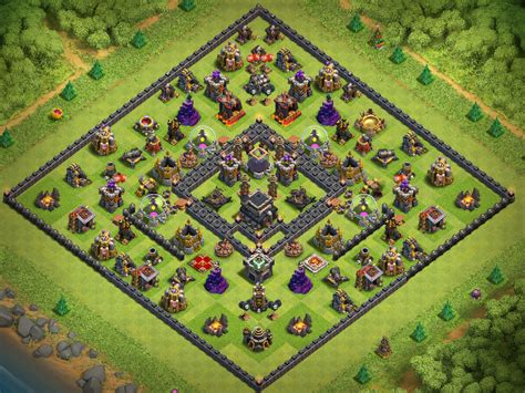 layout for th10 base design th9 th10 the raven v3 0