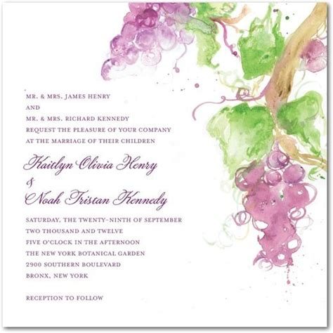 Wedding Paper Divas Bridal Shower by 14 Best Vine Invites Images On Invites