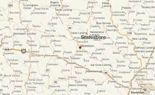 statesboro location guide