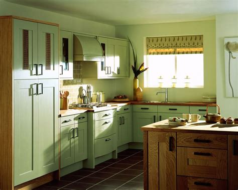 sage green kitchen ideas sage green vintage kitchen cabinets with wooden countertop