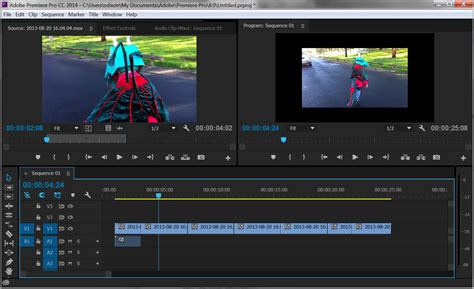 adobe premiere pro how to split a clip adobe premiere restore audio to a v clip after deleting
