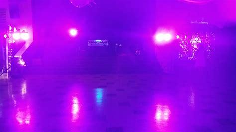 dj black light blacklight glow events dj
