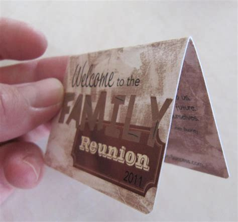 Reunion Giveaways - inexpensive party favors equal great family reunion favors