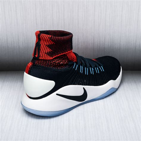 nike basketball shoes nike hyperdunk 2016 flyknit usa basketball shoes