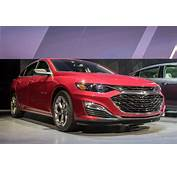 Chevrolet Updates Cruze Malibu And Spark For 2019  News
