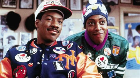 new you come to us for reviews now you can book your hotel right coming to america sequel in the works abc news