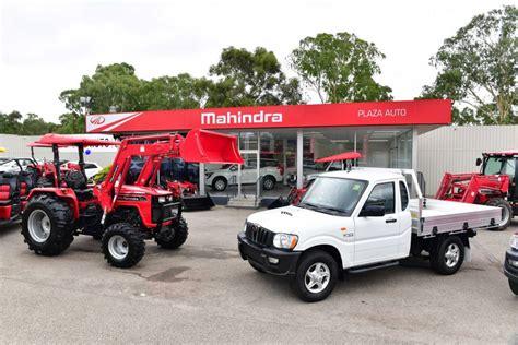 mahindra tractor dealer news mahindra auto