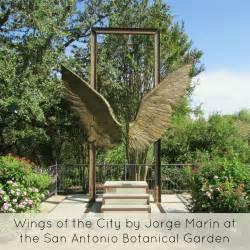 botanical garden san antonio jorge mar 237 n s alas de la ciudad wings of the city at