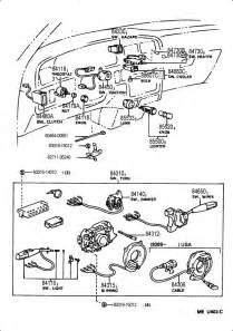 parts list and diagrams for 1995 toyota t100 auto parts diagrams