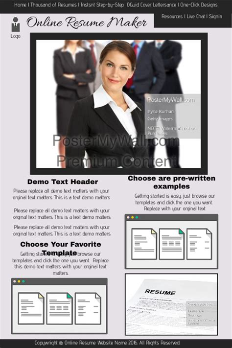 postermywall poster template