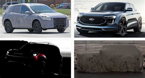Ford Plans For 2020 by Ford Future Product Guide What S Coming 2018 2020 Carscoops